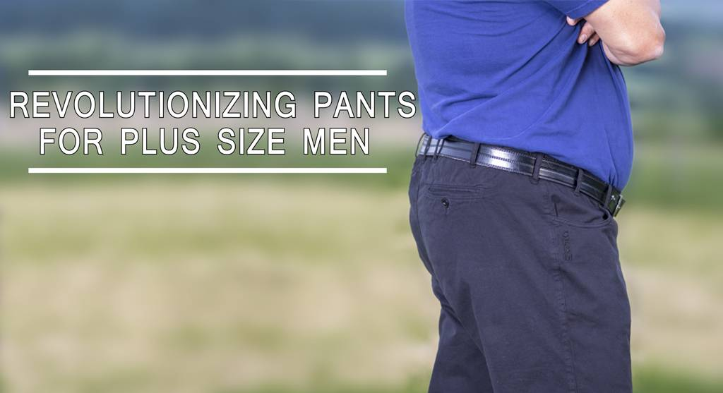 Chino Trouser Plus Size Men