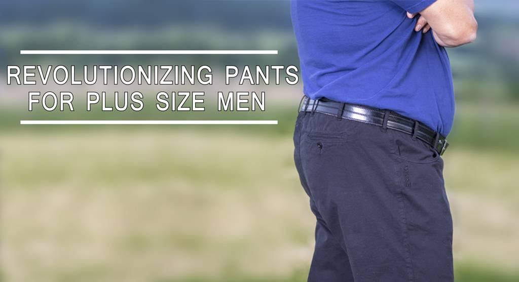 Chino Trouser Plus Size Men